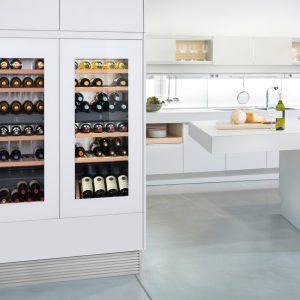 EWTgw 2383 Vinidor Built-In Wine Cabinet