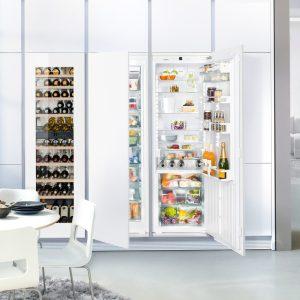 EWTgw 3583 Vinidor Built-In Wine Cabinet