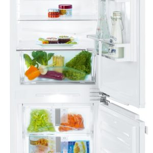 ICN 3376 Premium NoFrost Built-In Fridge With Freezer
