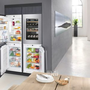 IKP 1660 Premium Integrable Built-In Fridge