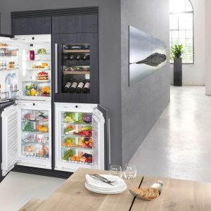 IGN 1664 Premium NoFrost Integrable Built-In Freezer