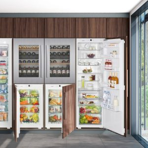 SIBP 1650 Premium BioFresh Integrable Built-In Fridge