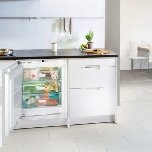SUIG 1514 Comfort Integrable Under-Worktop Freezer