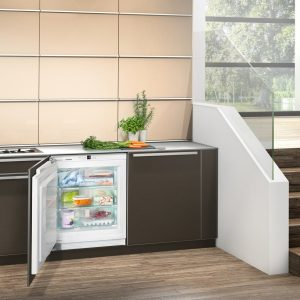 SUIGN 1554 Premium NoFrost Integrable Under-Worktop Freezer