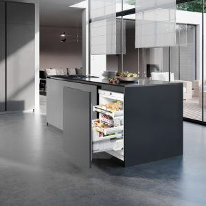 UIKo 1550 Premium Integrable Under-Worktop Fridge