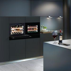 WKEgb 582 GrandCru Built-In Wine Cabinet